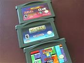 NINTENDO Nintendo GBA Game GAMEBOY ADVANCED GAMES